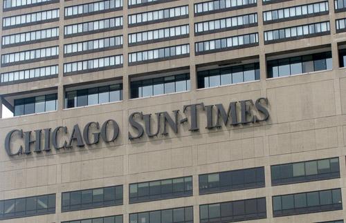 fotografia profesionistă a fost înlăturată de la chicago sun times
