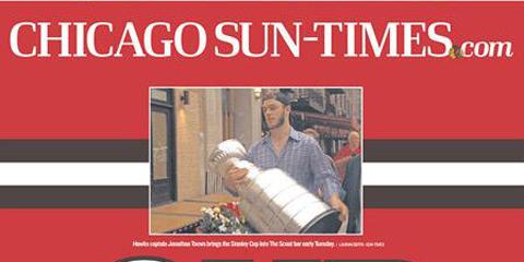chicago sun times fara fotografi