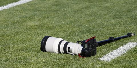 fotografia profesionistă la pământ