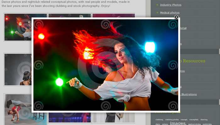 plugin wordpress pentru foto