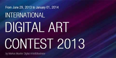 international digital art contest
