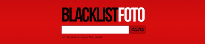 black list foto