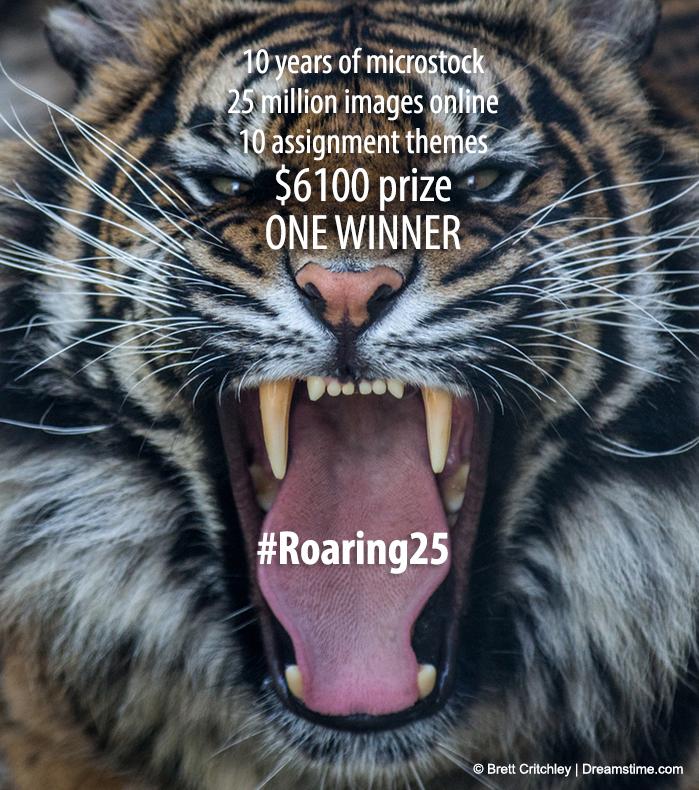 roaring25 concurs foto